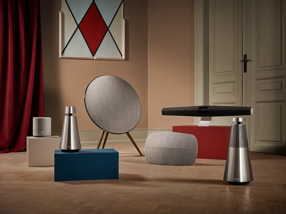 Bang & Olufsen Multiroom Collectie