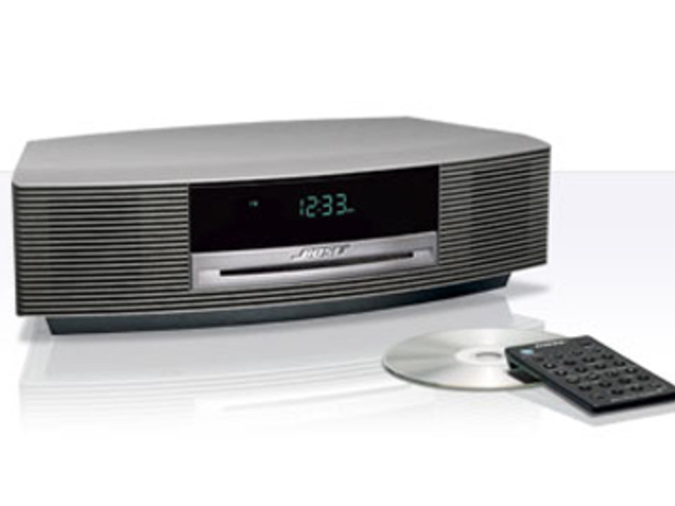 Bose audio apparatuur