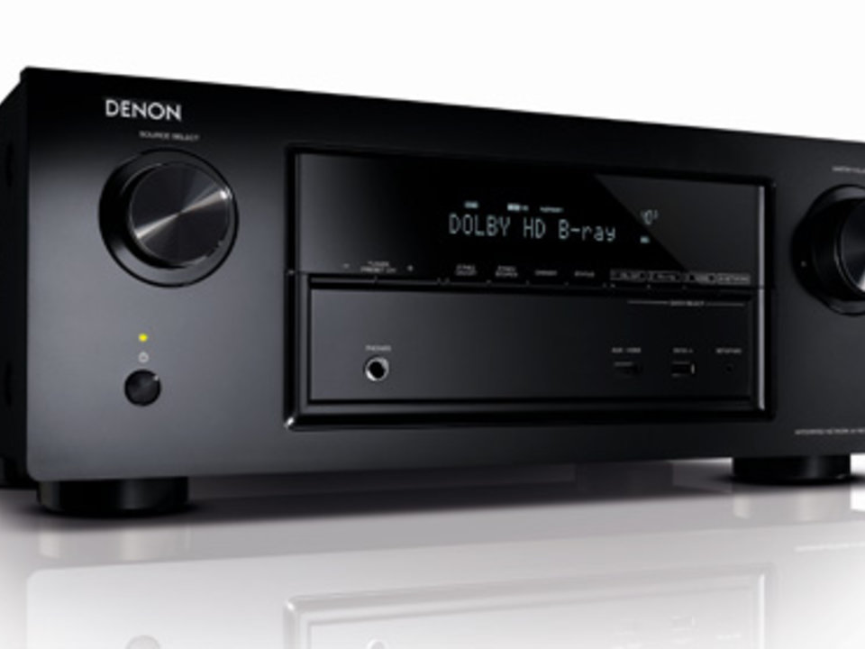 Denon Home Theatre-receivers