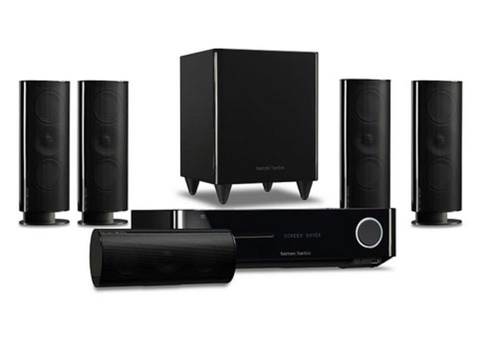 Harman Kardon home cinemasystemen