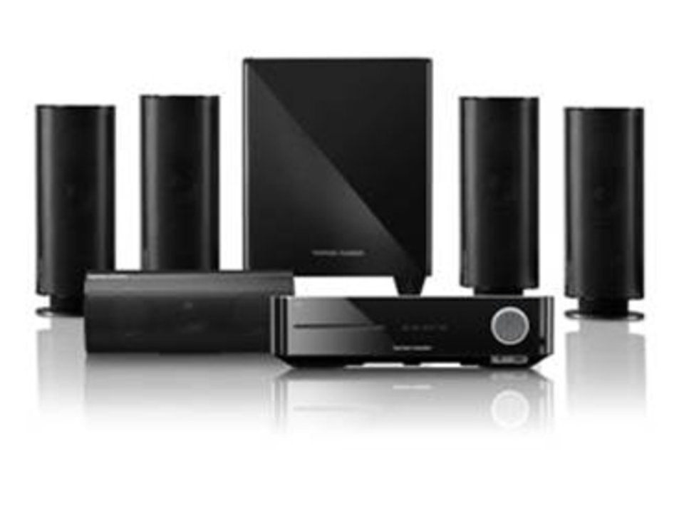 Harman Kardon home entertainment