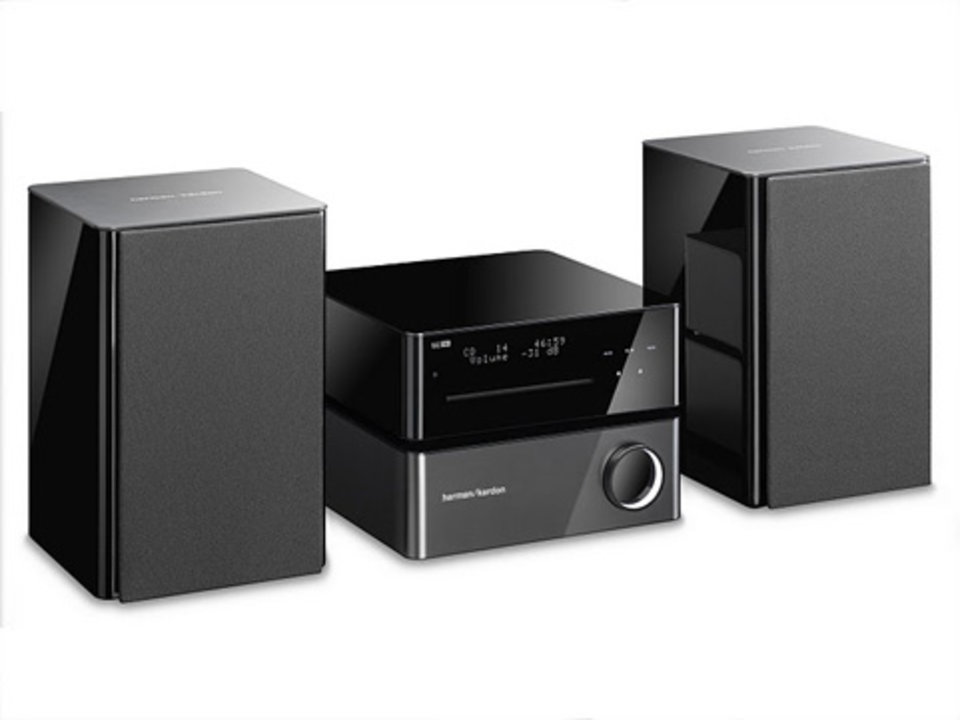 Harman Kardon audio systeem