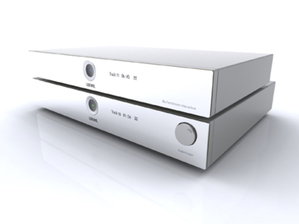 Loewe BluRay Player