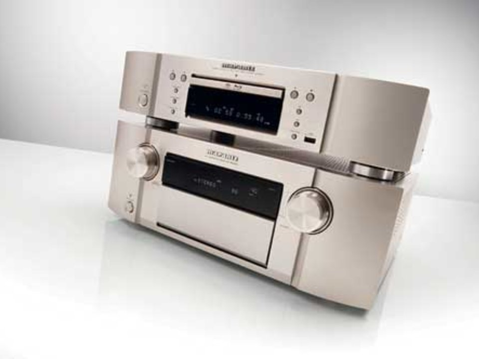 Marantz home cinema