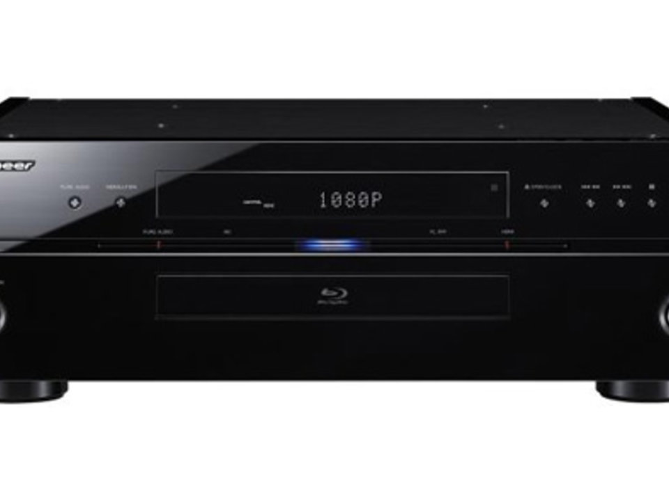 Pioneer Blu-ray player