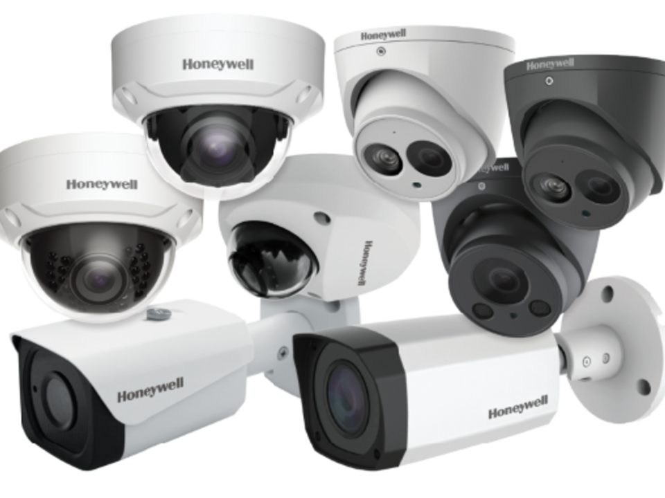 Honeywell Performance® IP-camera's