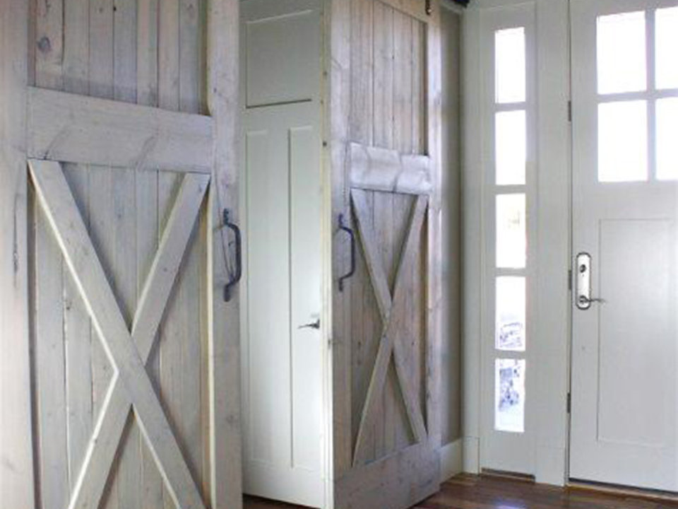 Dutch Barn Doors