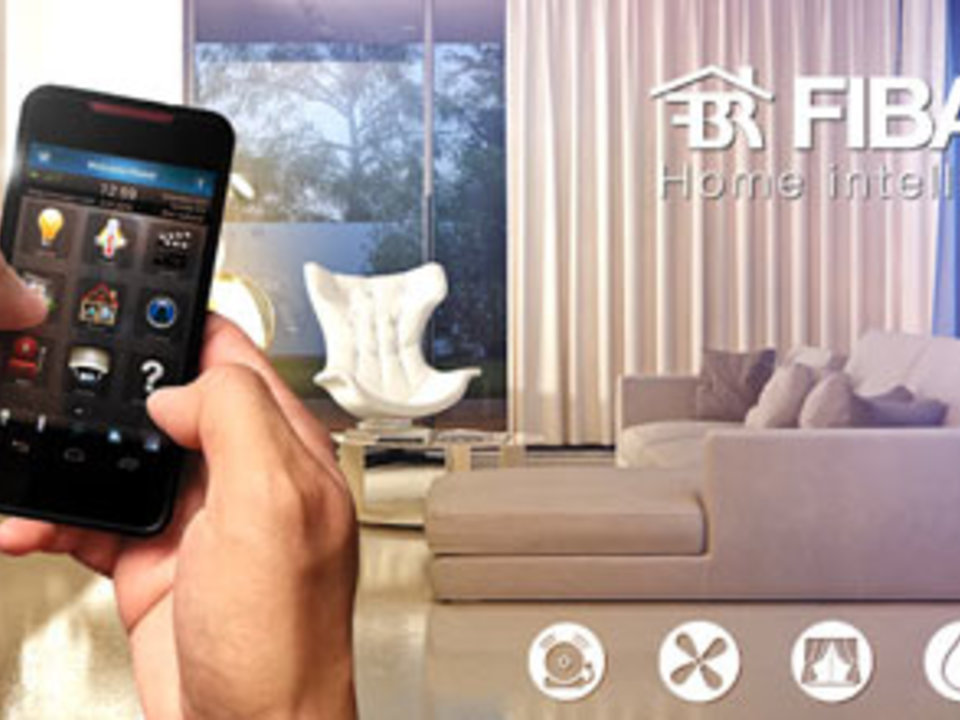 Fibaro Home Automation App