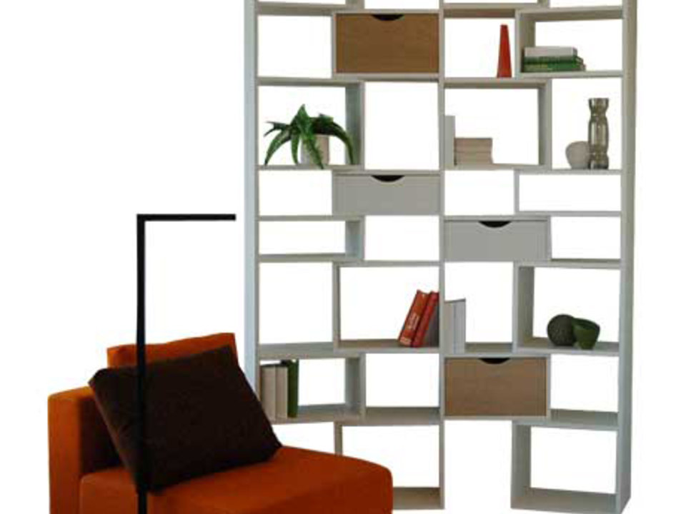 Woom roomdividers
