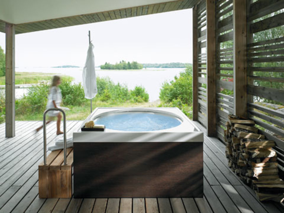 Duravit Outdoor Pools