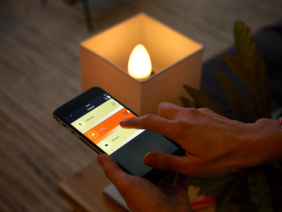 Philips introduceert Hue Candle