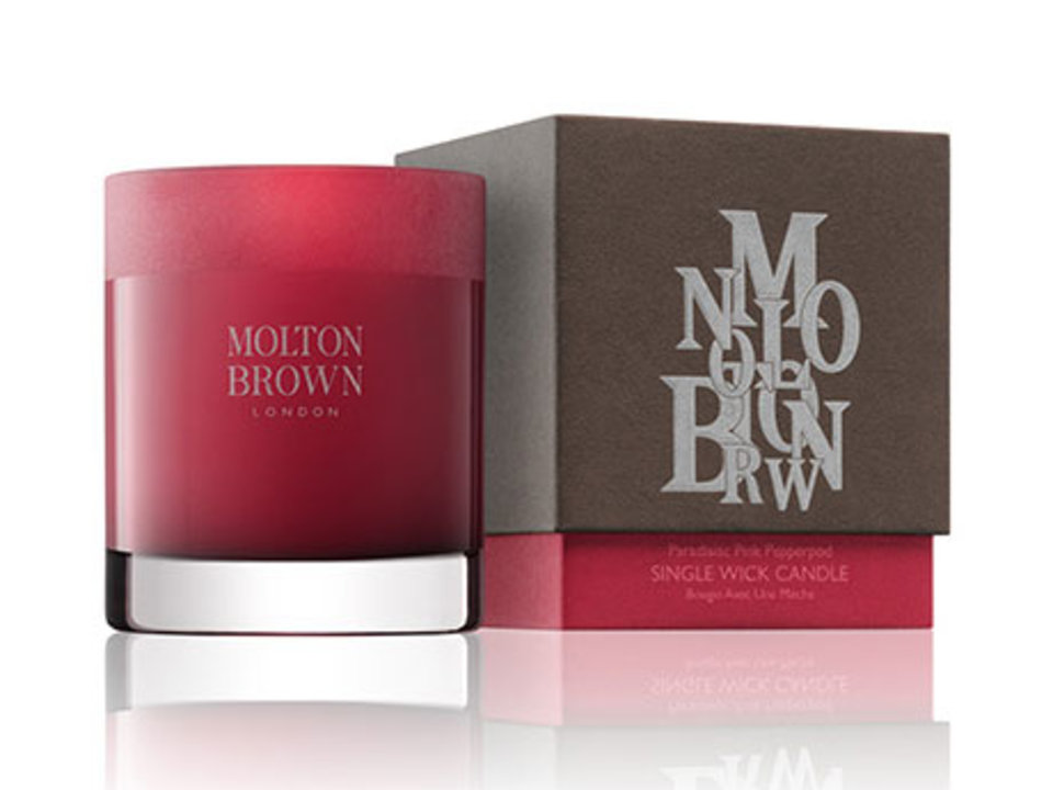 Molton  Brown  geurkaarsen