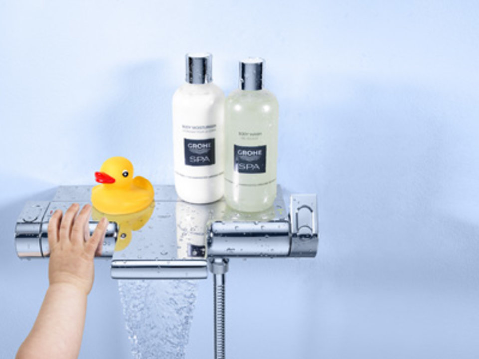 Win een GROHE thermostaatkraan