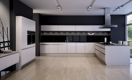siematic presenteert nieuwe greeploze keuken 6006. Black Bedroom Furniture Sets. Home Design Ideas
