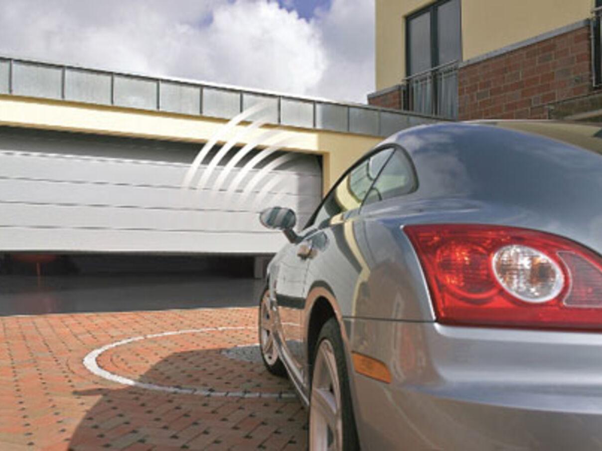 Somfy garagedeurmotoren