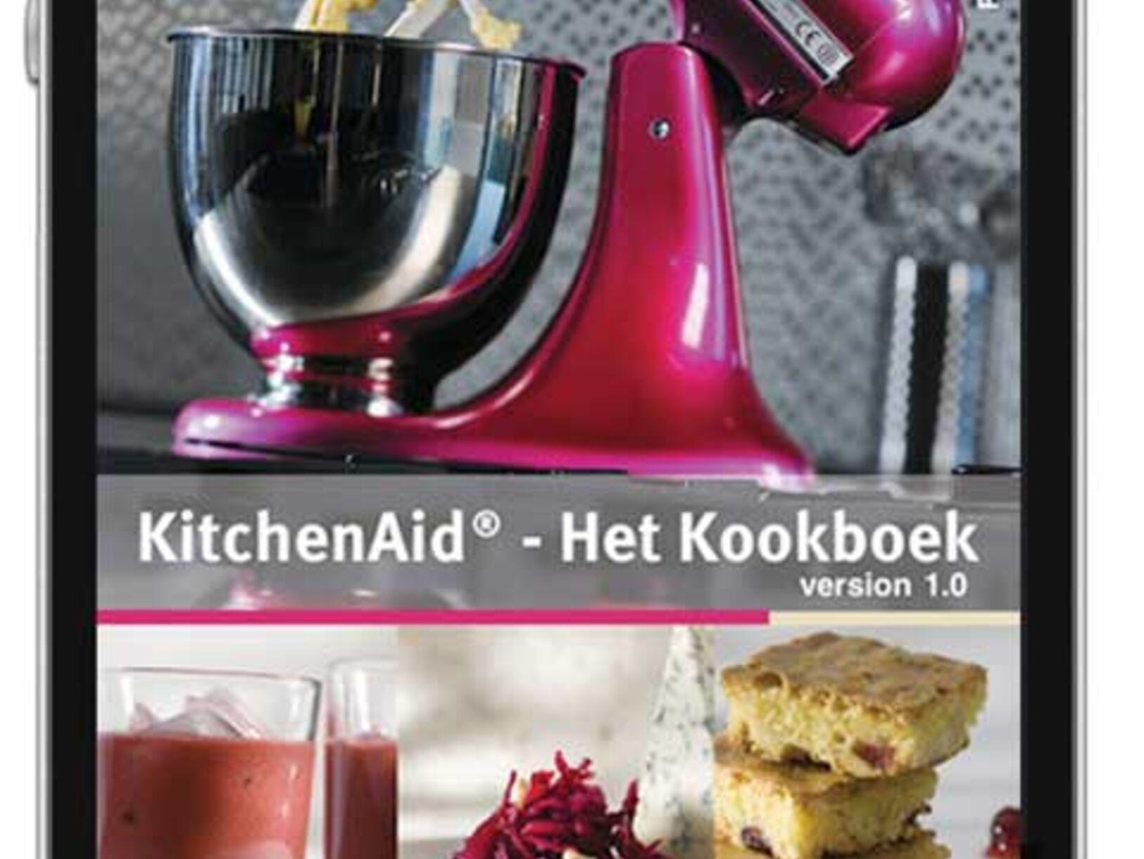 Kitchenaid keukenapparatuur