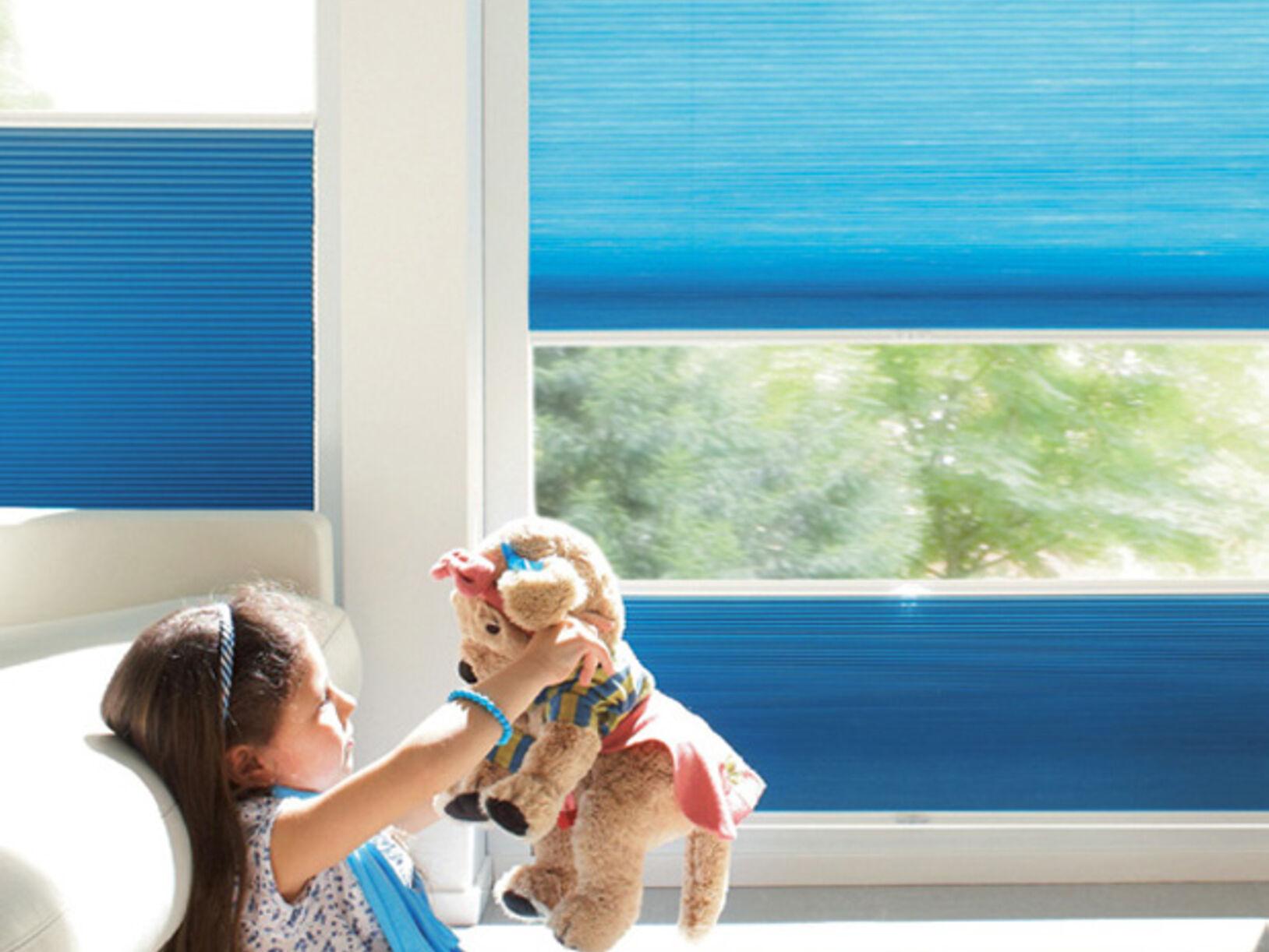 Binnenzonwering en raamdecoratie